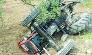 Τραγωδία στο Αγρίνιο: Αγρότης βρέθηκε νεκρός στο χωράφι του