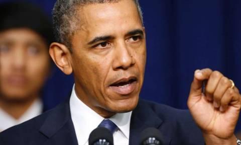 Ομπάμα: Η Ελλάδα πρέπει να προχωρήσει σε μεταρρυθμίσεις