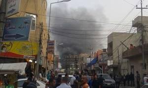 Ιράκ: Τρεις νεκροί από έκρηξη έξω από το προξενείο των ΗΠΑ