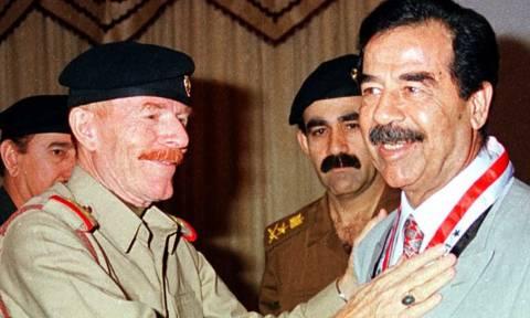 Ιράκ: Νεκρός ο πρώην υπασπιστής του Σαντάμ