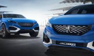 Peugeot: Το 308 R Hybrid δείχνει το μέλλον (photos)