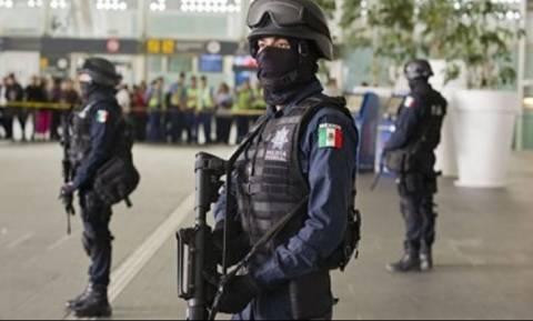 Μεξικό: Σφοδρές συγκρούσεις στη Ρεϊνόσα - Εκτός ελέγχου η πόλη