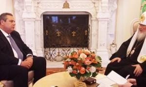 Ύμνοι Καμμένου για Ρωσία: Προστάτευσε τους Έλληνες της Κριμαίας