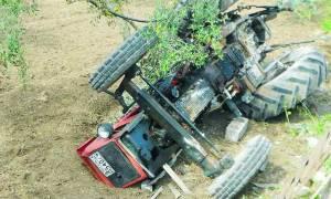 Πύργος: Τρακτέρ καταπλάκωσε και σκότωσε αγρότη στο Κουζούλι