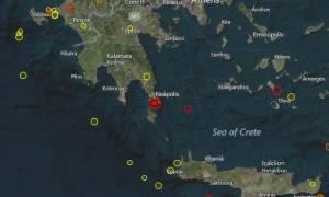 Σεισμός 4,7 Ρίχτερ στην Σπάρτη