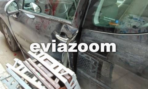 Φρικτό ατύχημα στη Χαλκίδα: Αστικό λεωφορείο έκοψε τα δάχτυλα νεαρής γυναίκας (vid)
