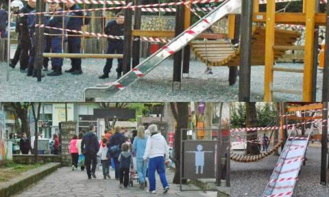 Ιωάννινα: Σοβαρό ατύχημα με αγοράκι σε παιδική χαρά