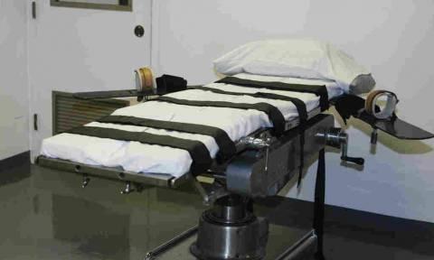 ΗΠΑ: Η Οκλαχόμα ενέκρινε τη χρήση αζώτου για την εκτέλεση θανατοποινιτών