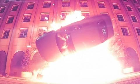 Στα γυρίσματα των επικίνδυνων σκηνών του Fast & Furious 7 (video)