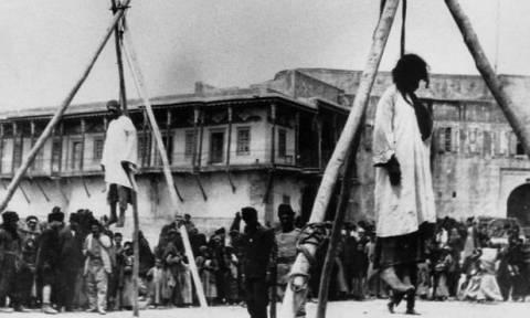 Τόσκας: Η ανεξίτηλη κηλίδα της γενοκτονίας ανεξόφλητο γραμμάτιο στην ανθρωπότητα