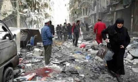 Συρία: Μία μητέρα και τα πέντε παιδιά της μεταξύ των 19 νεκρών αεροπορικής επιδρομής
