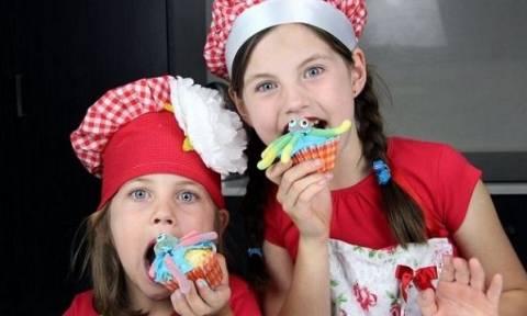 Αυτό το 8χρονο κοριτσάκι έγινε εκατομμυριούχος φτιάχνοντας γλυκά για παιδιά!