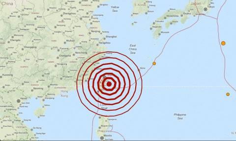 Ισχυρός σεισμός 6,6 Ρίχτερ στην Ταϊβάν