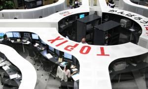 Με απώλειες ξεκίνησε η συνεδρίαση στο ιαπωνικό χρηματιστήριο