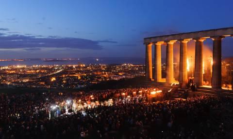 Κέλτικο Φεστιβάλ στο Εδιμβούργο (video)