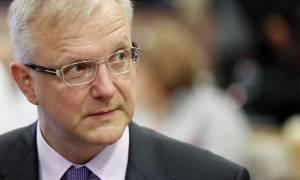 Όλι Ρεν: «Περιμένουμε να σοβαρευτεί η ελληνική κυβέρνηση»