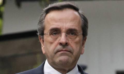 O Αντ. Σαμαράς για την απώλεια της Λένας Ράλλη