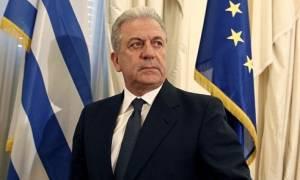Επαφές για το μεταναστευτικό με τους Έλληνες υπουργούς θα έχει ο Αβραμόπουλος