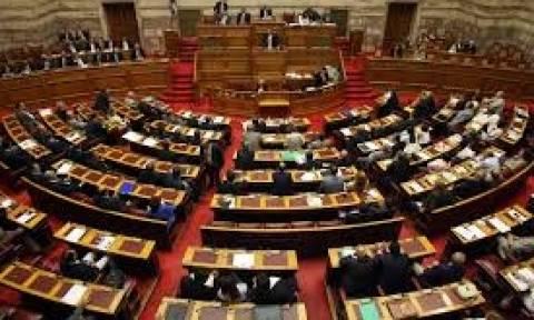 Επερώτηση 20 βουλευτών της ΝΔ για την αντιμετώπιση της παράνομης μετανάστευσης