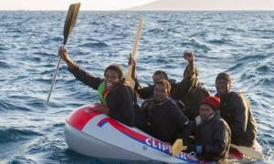 'Ενταση στα κόμματα για το μεταναστευτικό