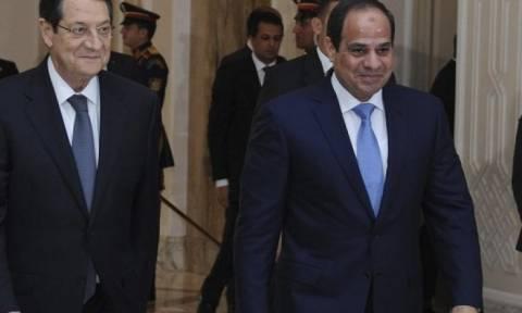 Νέα τριμερής Αιγύπτου-Ελλάδας-Κύπρου στις 29 Απριλίου