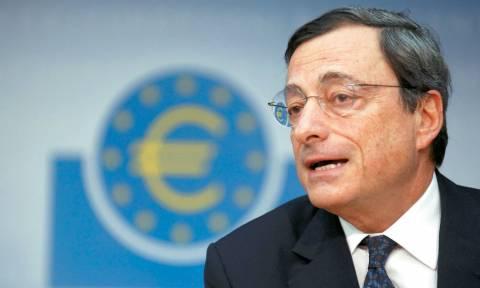 Ντράγκι: «Η ανάπτυξη στην ΕΕ θα ισχυροποιηθεί»