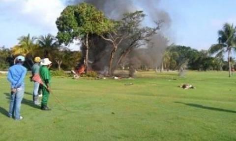 Μικρό αεροπλάνο συνετρίβη στη Δομινικανή Δημοκρατία – 7 νεκροί