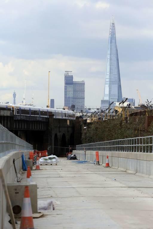Ανακαλύφθηκε σταθμός «φάντασμα» στο Λονδίνο