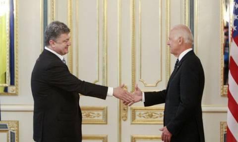 Οι ΗΠΑ προσφέρουν στην Ουκρανία οικονομική βοήθεια 17,7 εκατομμυρίων δολαρίων