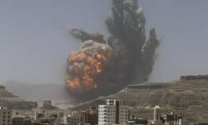Υεμένη: Τουλάχιστον 28 άμαχοι νεκροί στις αεροπορικές επιδρομές στη Σαναά