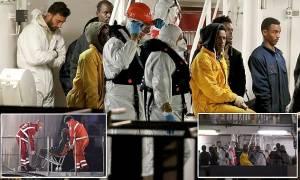 Ναυάγιο στη Μεσόγειο: Βαριές οι κατηγορίες κατά του καπετάνιου