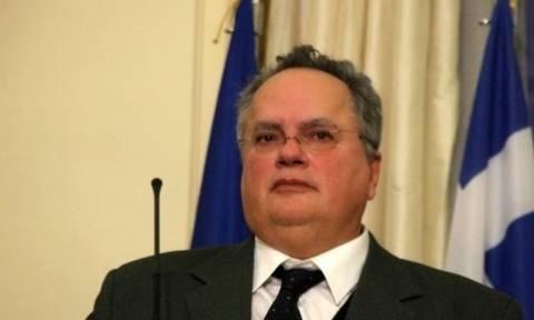 Σκόπια: Ο Νίκος Κοτζιάς θα συναντηθεί και με το Νίμιτς στις ΗΠΑ