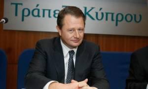 Αποχωρεί ο διευθ. σύμβουλος Τζ. Π. Χούρικαν από την Τράπεζα Κύπρου