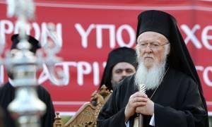 Βαρθολομαίος: Τα ευρήματα της Αμφίπολης αποδεικνύουν τη ελληνικότητα της Μακεδονίας