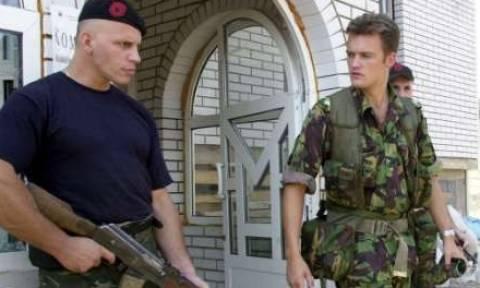 Σκόπια: Ένοπλοι Αλβανοί εισέβαλαν σε φυλάκιο κοντά στα σύνορα με το Κόσοβο