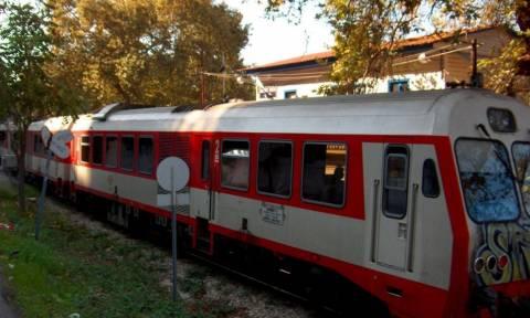 ΤΡΑΙΝΟΣΕ: Διακοπή δρομολογίων στο τμήμα Λιανοκλάδι-Λαμία-Στυλίδα
