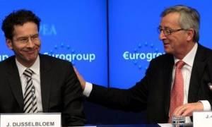 Εκτός συζήτησης το Grexit για Ντάισελμπλουμ και Γιούνκερ