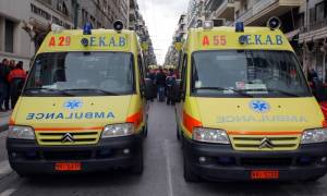 Ζευγάρι έχασε τη ζωή του σε τροχαίο δυστύχημα στην Ηλεία