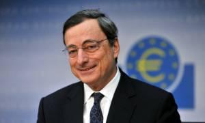 Ντράγκι: Η συμμετοχή στην ευρωζώνη είναι αμετάκλητη