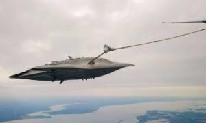 ΗΠΑ: Ο πρώτος εναέριος ανεφοδιασμός μη επανδρωμένου αεροσκάφους! (video)