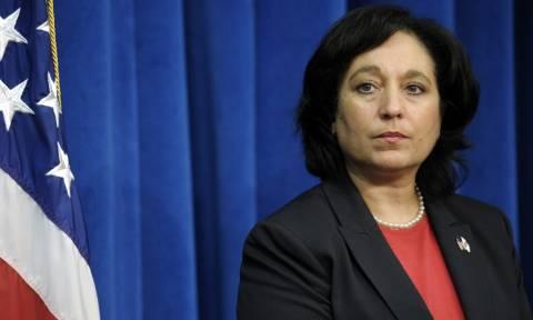 ΗΠΑ: Παραιτείται η επικεφαλής του DEA