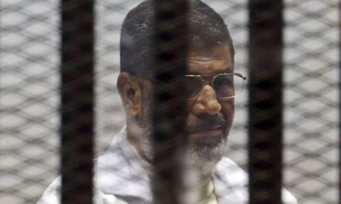«Πολύ ανήσυχη» η Άγκυρα για την καταδίκη Μόρσι