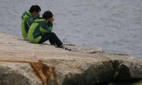 Την ανέλκυση του Sewol αποφάσισε η Νότια Κορέα