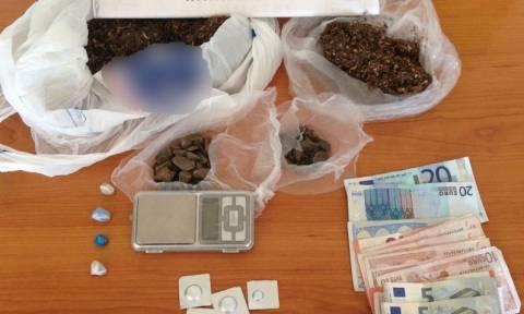 Καλαμάτα: Πέταξε τα ναρκωτικά αλλά δεν απέφυγε τη σύλληψη