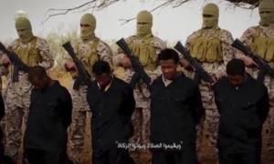 Αιθιοπία: Χιλιάδες σε διαδήλωση κατά του Ισλαμικού Κράτους