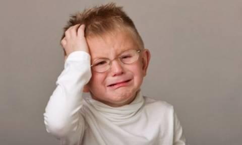 Το παιδί μου χτύπησε στο κεφάλι - Πότε είναι σοβαρό;