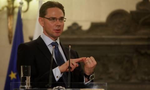 Κομισιόν: Έμπρακτη στήριξη στην Ελλάδα η επίσκεψη Κατάινεν