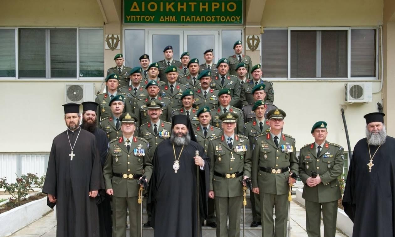 Αλλαγή Διοίκησης 1ης Ταξιαρχίας Πεζοναυτών - Αλεξιπτωτιστών (pics)