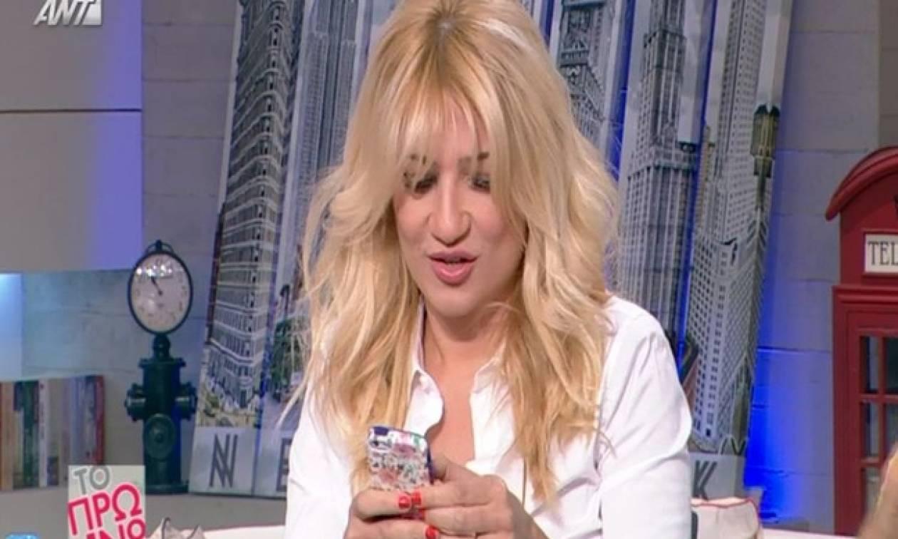 Σκορδά: Της έστειλαν φωτογραφία του Βαρουφάκη με μαγιό