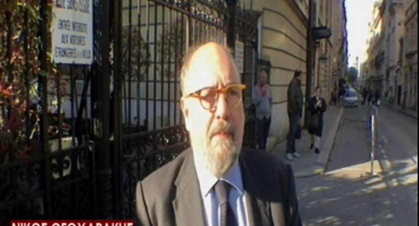 Θεοχαράκης: Πολιτική απόφαση αν θα καταλήξουμε σε συμφωνία ή όχι(vid)